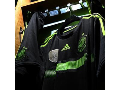 Spain World Cup Away Kit