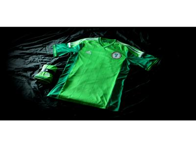 adidas Unveils New World Cup Home and Away Kit for Nigeria