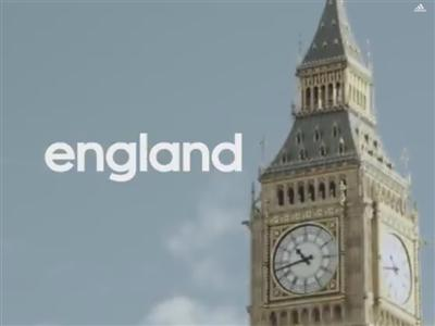 brazucam  journey – brazuca Around the world - England