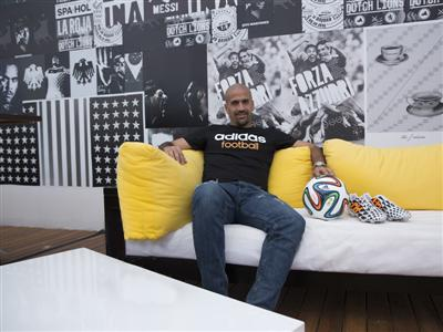 Juan Sebastian Verón talks Messi, Argentina and World Cup at Posto adidas