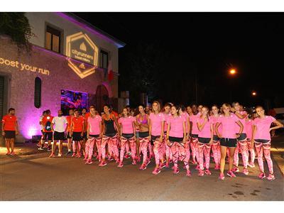 adidas ha illuminato Milano con Boost your Run