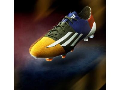 adidas Launches Messi's Champions League Cleat