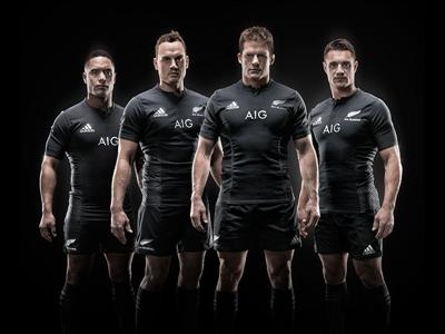 New All Blacks jersey gets team's seal of approval