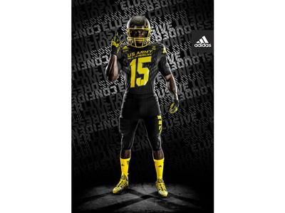 21b6ed99262 ... adidas Unveils New Uniforms for 2015 U.S. Army All-American Bowl ...