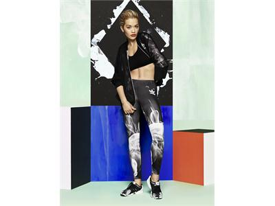 adidas Originals by Rita Ora SS15: White Smoke Pack