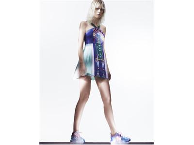 adidas Originals by Mary Katrantzou Spring/Summer 2015