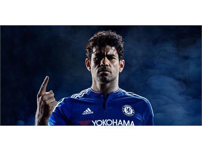 adidas e Chelsea Football Club revelam nova camisa para a temporada 2015/16