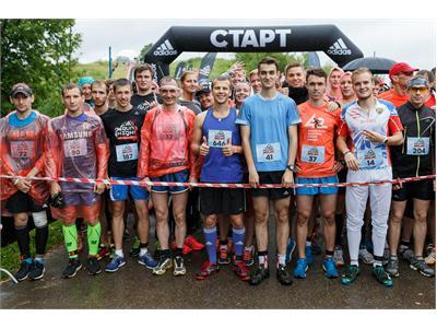 В Москве прошёл трейл-забег Run high! Mountain run by adidas Outdoor