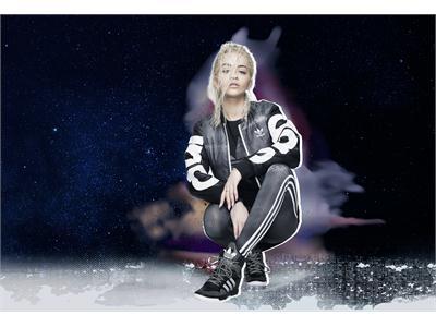 adidas Originals представляет вторую линейку Mystic Moon из коллекции с Ритой Ора сезона осень-зима'15