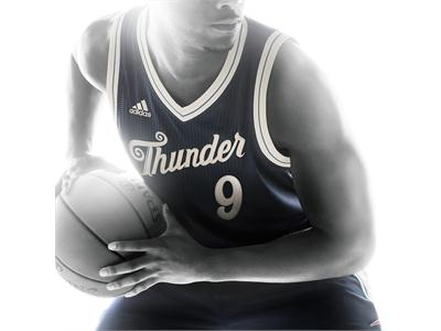Christmas Day Jersey 2015 Thunder 2