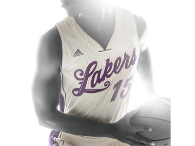 Christmas Day Jersey 2015 Lakers 2