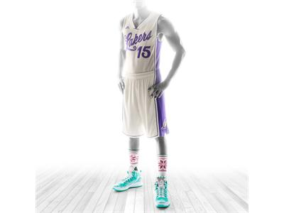 Christmas Day Jersey 2015 Lakers 1