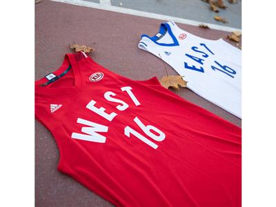 adidas-NBA All-Star Toronto 2