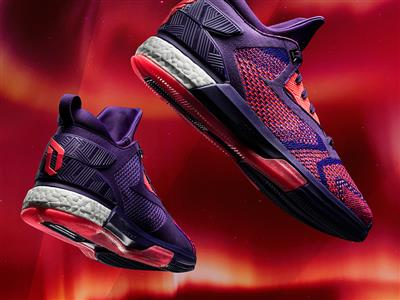 adidas unveils the D Lillard 2 of the Aurora Borealis Collection
