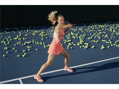 adidas by Stella McCartney Barricade debuts new SS16 collection at Australian Open