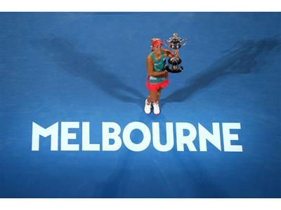 Angelique Kerber Crowned The 2016 Australian Open Champion
