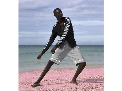 adidas Originals = PHARRELL WILLIAMS apresenta Pink Beach