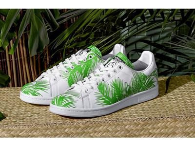 adidas Originals = PHARRELL WILLIAMS x Billionaire Boys Club apresentam Palm Tree Pack
