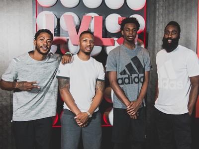 adidas Basketball Presents #LVL3