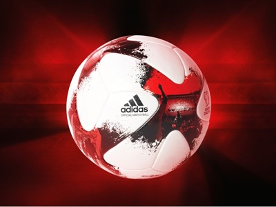 adidas Unveils The Official Match Ball For The European Qualifiers Of The FIFA World Cup 2018