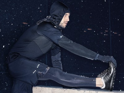 Outdoor Training with Porsche Design Sport by adidas
