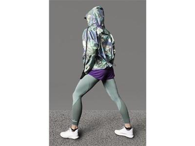 Run Full body static back