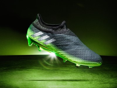 adidas Launches Messi16 Space Dust Boots in Distinctive Solar Colourway