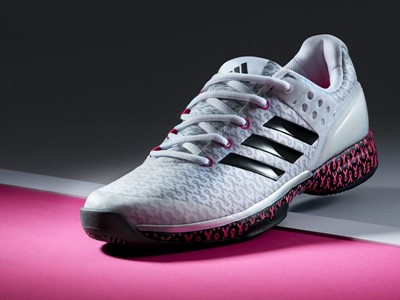 innovative design 5958d 3f9e3 ... adidas introduces special edition adizero Ubersonic 2 Think Pink ...