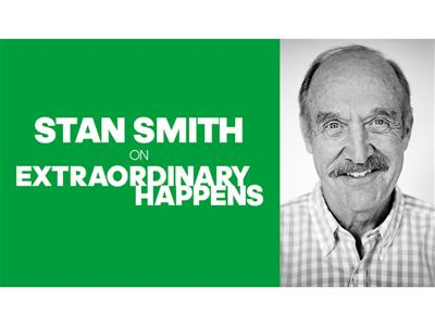 PODCAST: Former Tennis Star Stan Smith joins adidas' Mark King