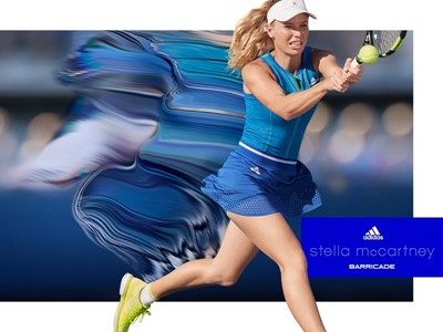 adidas by Stella McCartney Barricade Unveils New 2017 Australian Open Collection