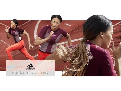 adidas by Stella McCartney вдохновляет женщин-атлетов создавать свои правила