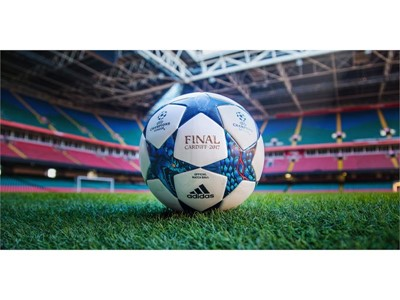 adidas Unveils the UEFA Champions League Final Official Match Ball