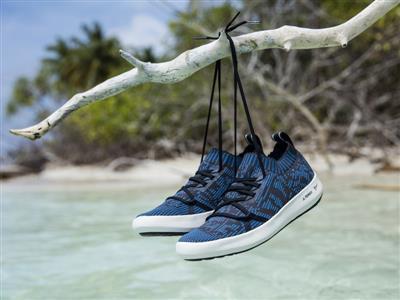 adidas TERREX y Parley for the Oceans desvelan los primeros productos de outdoor confeccionados en tejido reciclado Parley Ocean Plastic™