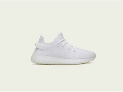 KANYE WEST and adidas announce the YEEZY BOOST 350 V2 Cream White