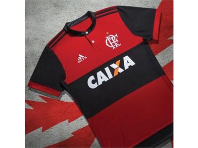 adidas Football revela el nuevo uniforme local de Flamengo para la temporada 2017/18