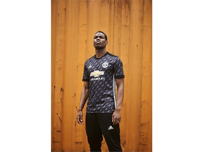 adidas Reveals Manchester United Away Kit For 2017/18 Season