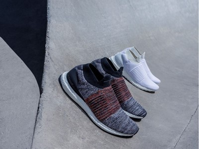 Born From Culture, Evolved for Running Performance - the First-Ever Ultraboost Laceless is Unleashed