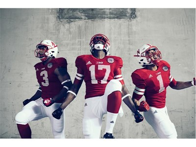 The University of Nebraska and adidas Unveil New Husker '97 Alternative Uniforms