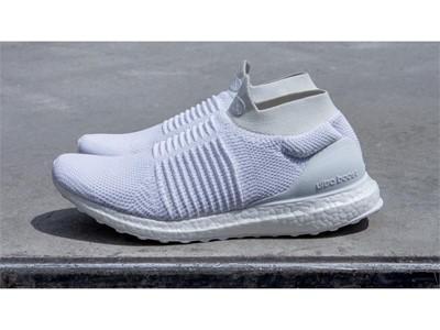 Рождены культурой, созданы для бега: adidas представляет первые кроссовки UltraBOOST без шнурков – Laceless
