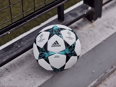 adidas Soccer Reveals Thunderstorm-Inspired Official Match Ball for the UEFA Champions League 2017/18 Group Stage