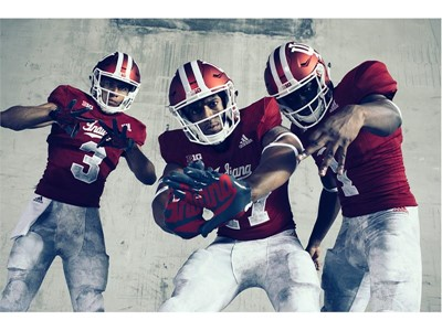 "Indiana University and adidas Unveil New ""Hep's Rock"" Alternate Uniforms"