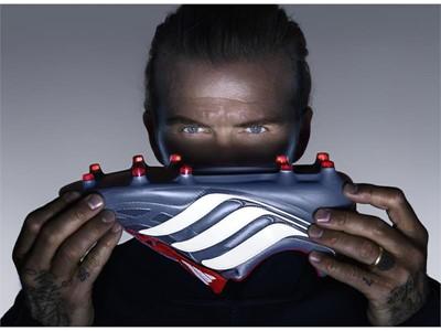 A Classic Reborn: adidas Soccer, David Beckham and Zinedine Zidane Reveal New Predator Precision