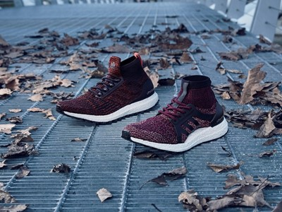 Use Autumnal Weather as a Chance to Run in Your Element with the New adidas Ultraboost All Terrain Family