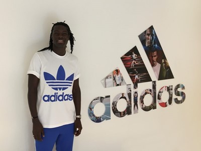 adidas Football - Bafetimbi Gomis