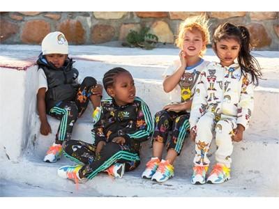 adidas Originals x Mini Rodini geht in die zweite Runde
