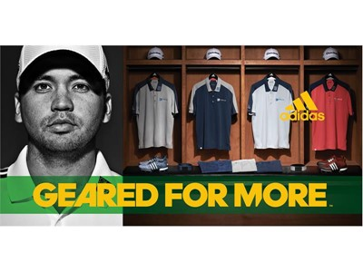 adidas Golf Athletes 'Geared For More' at the Masters