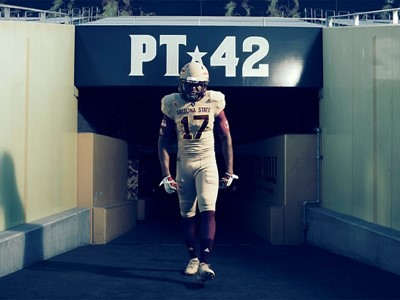 watch 355ed dabcd Arizona State Honors Pat Tillman and Our Nation's Veterans ...