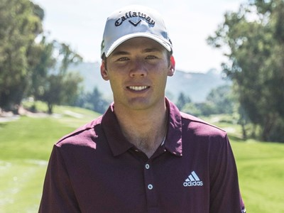 adidas Golf Signs Nation's Top Collegiate Golfer Sam Burns