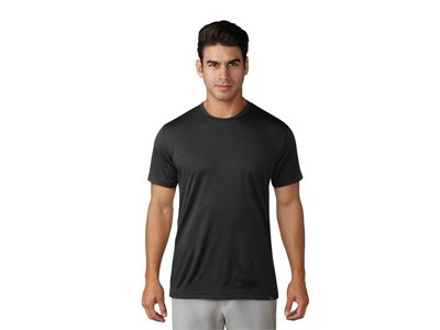 No-show range tee Black Heather