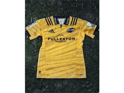 SR18 Hurricanes Home Jersey